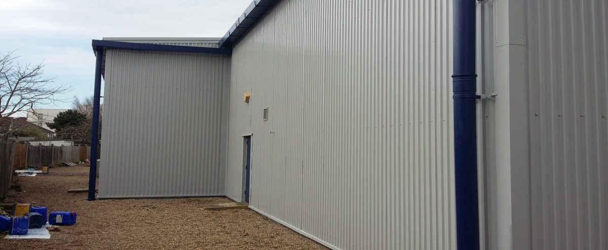 PVF2 Cladding