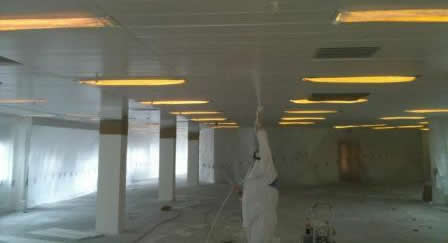 Airless Paint Spraying