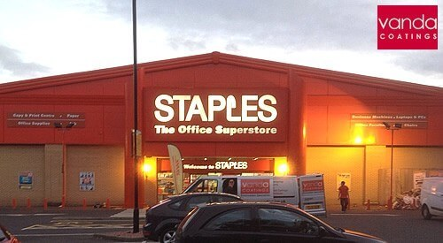 staples glasgow