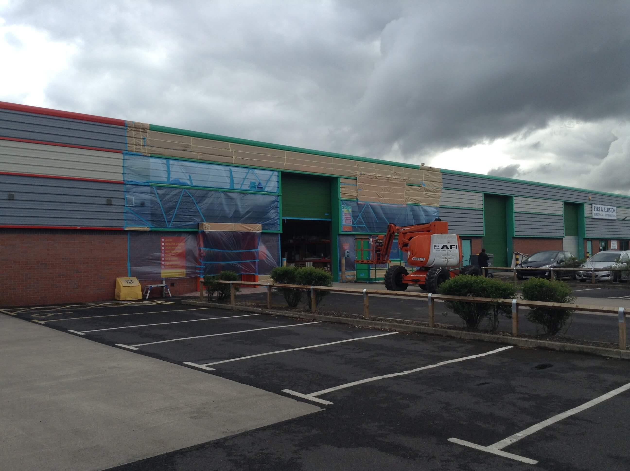 electric center castleford