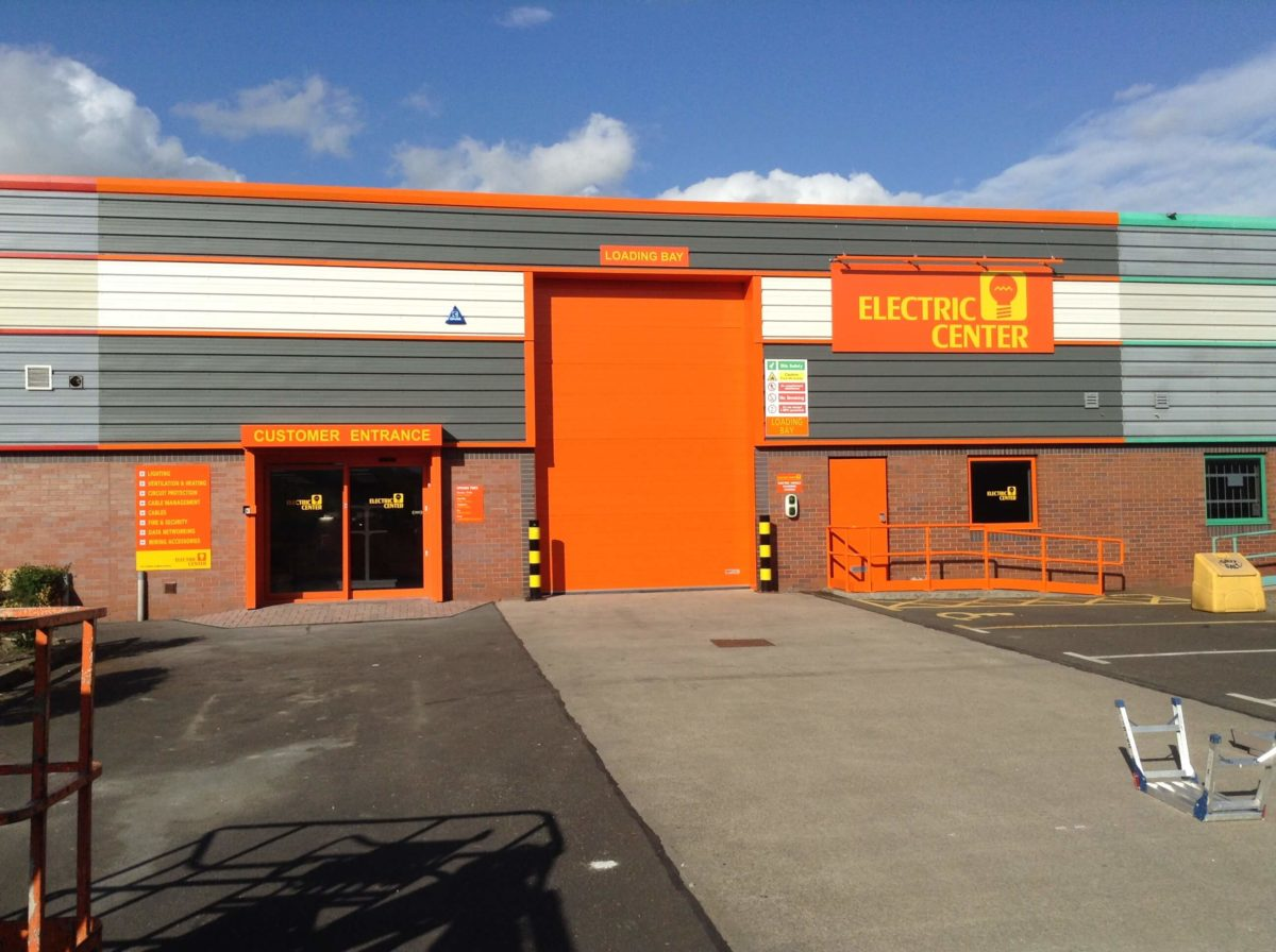 electric center castleford