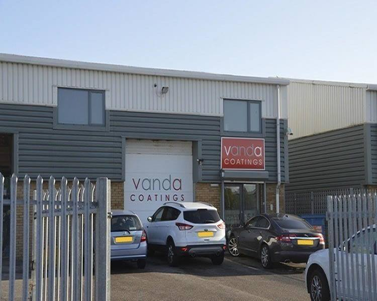 vanda coatings head office