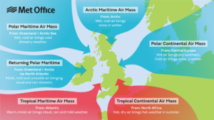 UK Air Mass