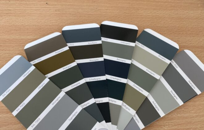 Popular Paint colours 2020